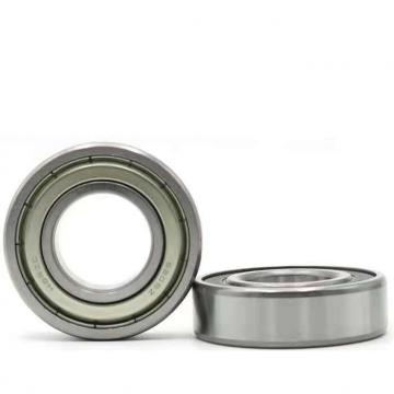 Self-lubricating PTFE based liner spherical plain bearing GE6C GE8C